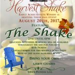 Harvest Shake – August 20th